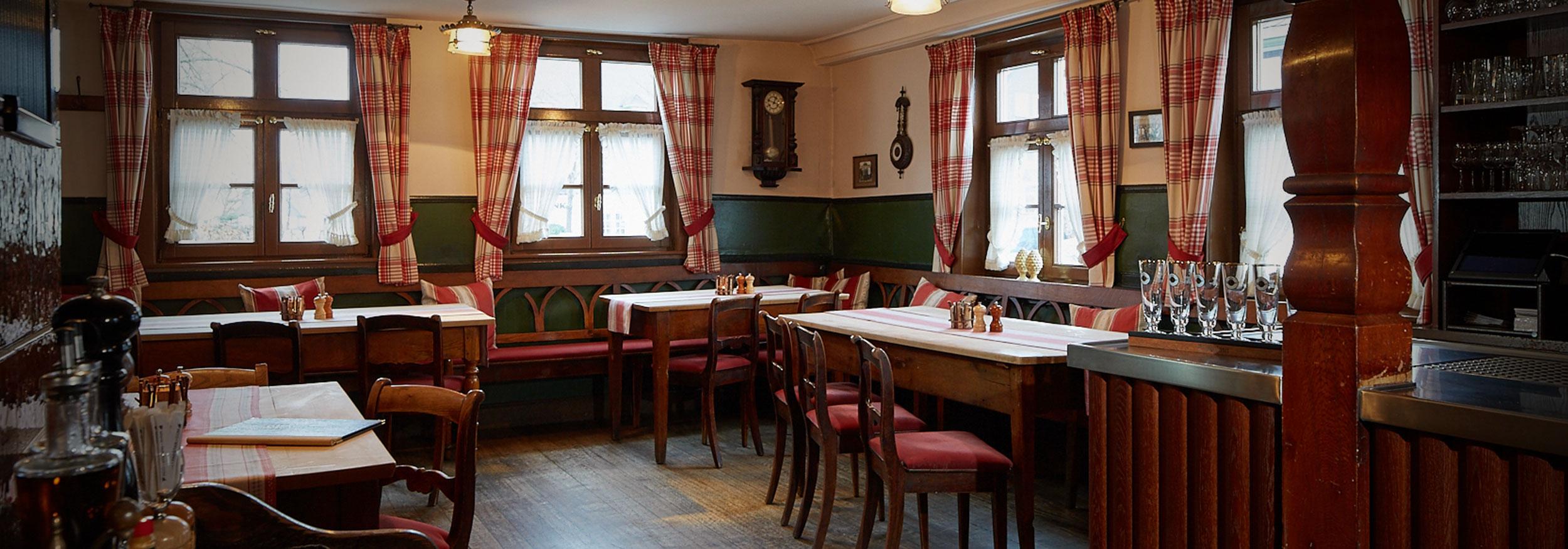 Landhotel und Gasthof Cramer Räumlichkeiten Bierstube Ansicht 4