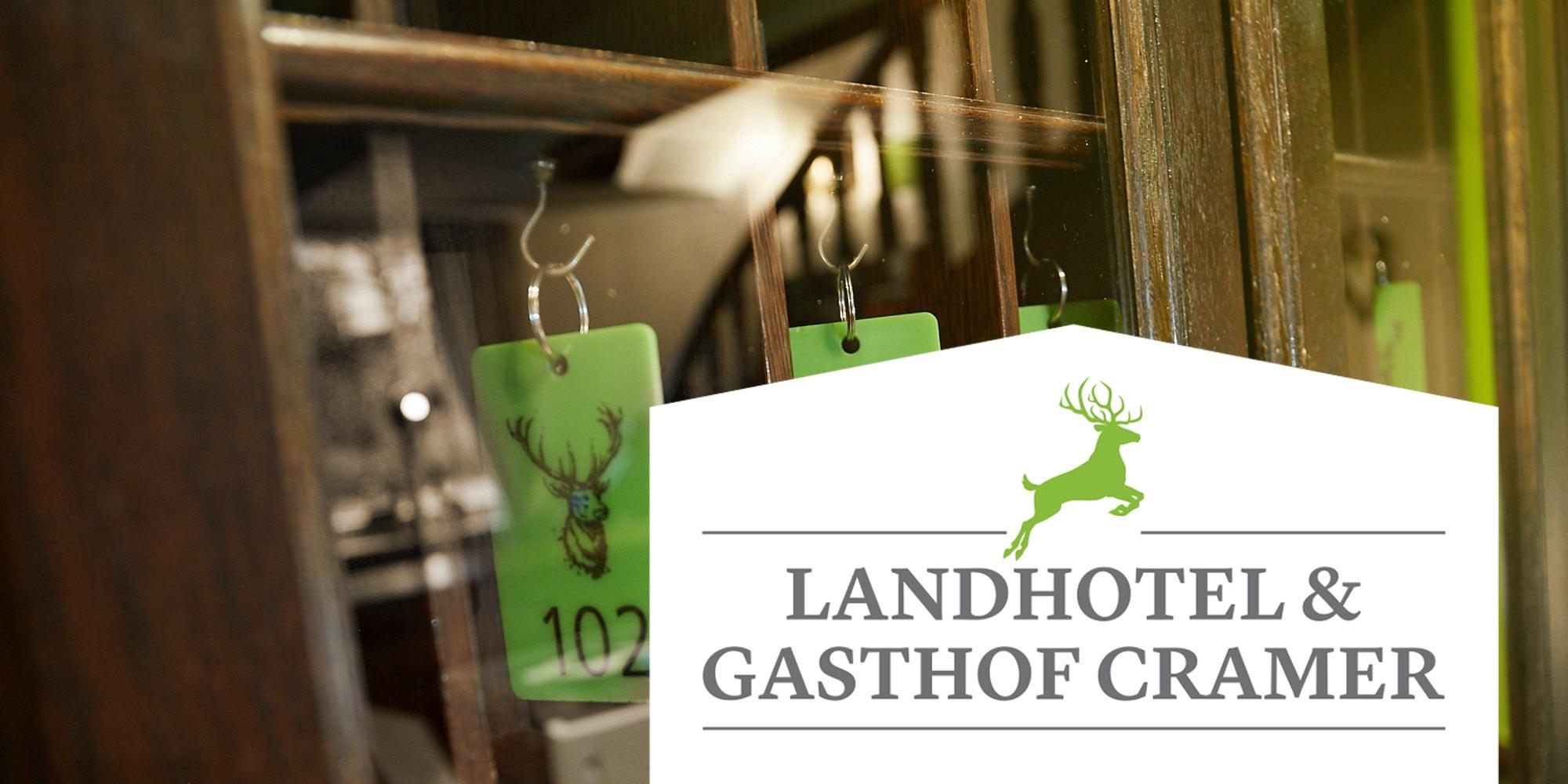 Landhotel und Gasthof Cramer Zimmer