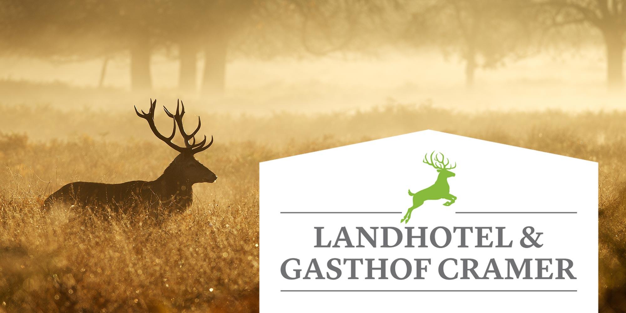 Landhotel und Gasthof Cramer Impressum Hirsch
