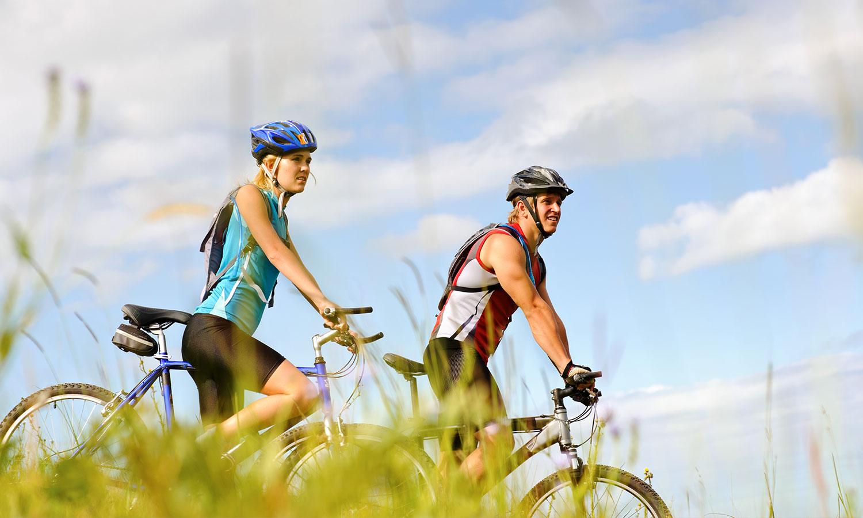 Ausflug Sauerland Fahrradfahren