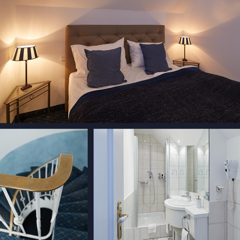 Landhotel und Gasthof Cramer Appartement 1 Ansicht Mobile