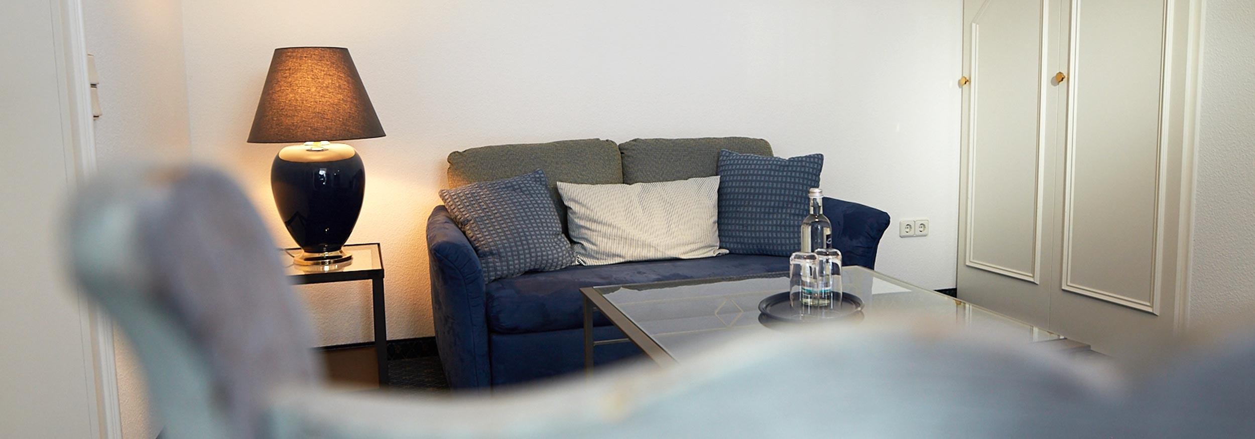 Landhotel und Gasthof Cramer Appartement Lounge