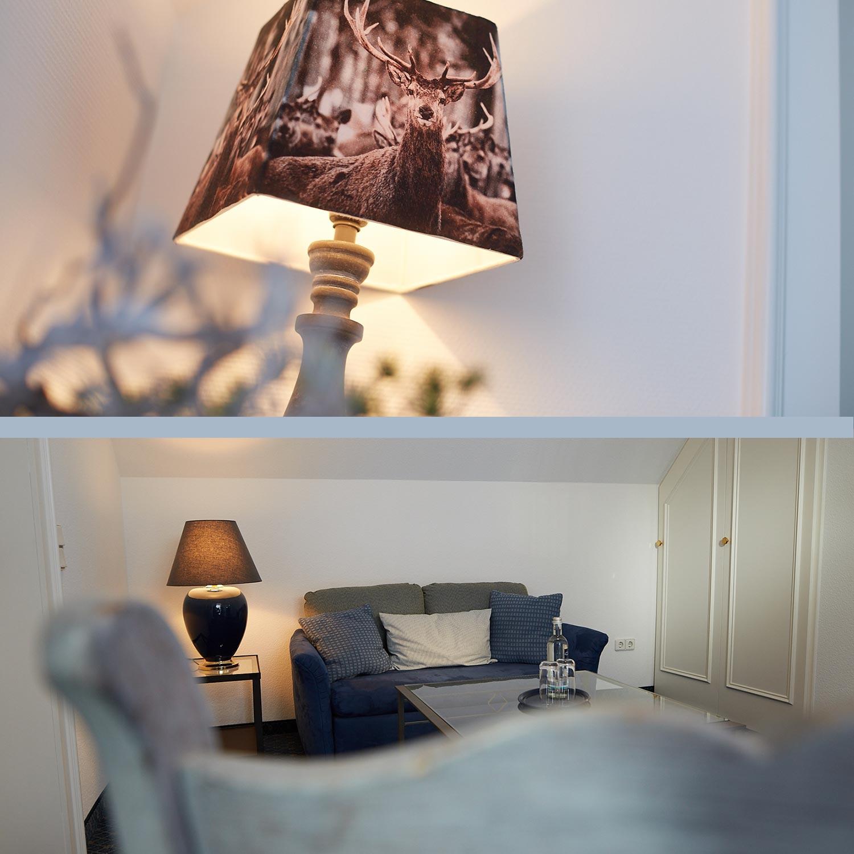 Landhotel und Gasthof Cramer Appartement 2 Ansicht Mobile