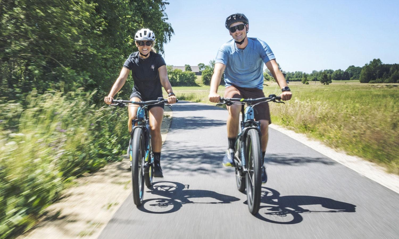Radwandern im Sauerland