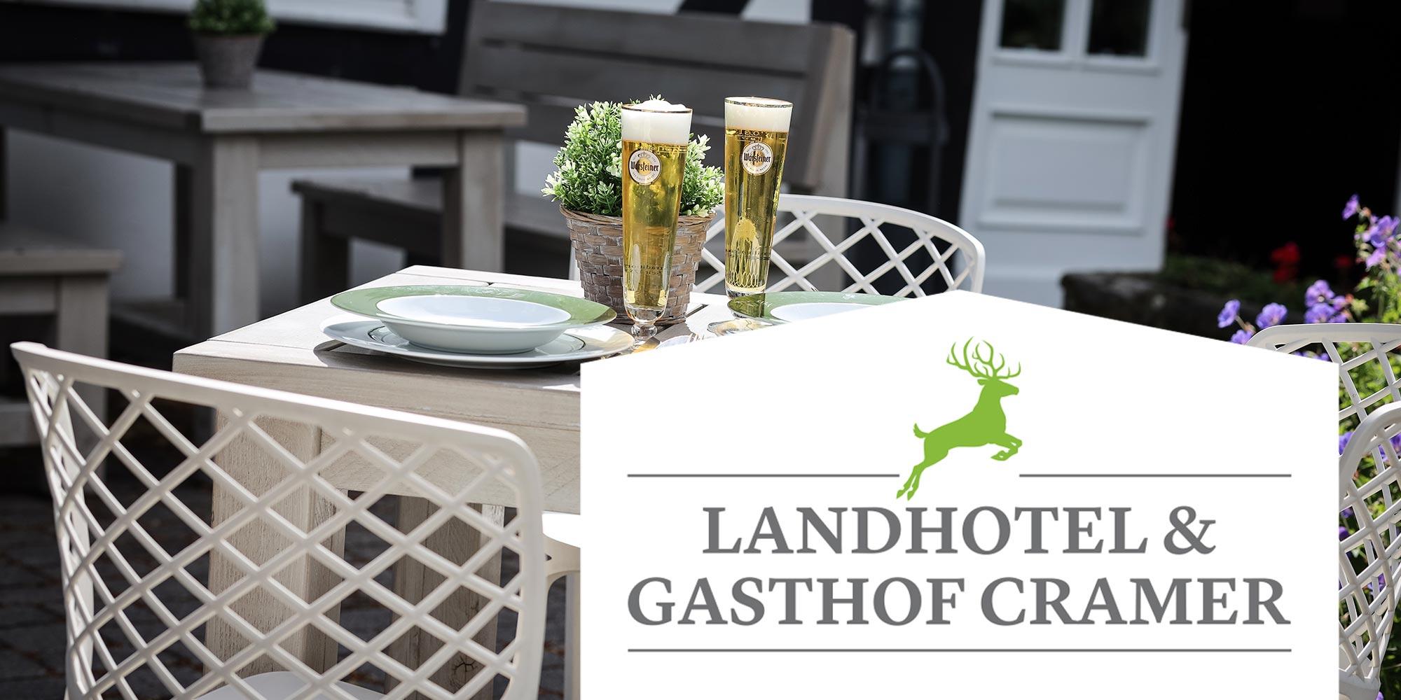 Landhotel Gasthof Cramer Speisekarte