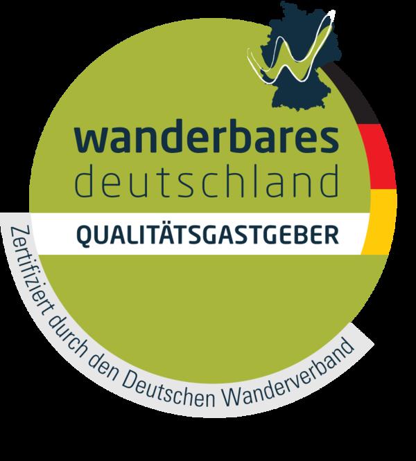 Kwaliteitsgids Wanderbares Deutschland